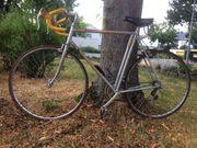 Sport-Rennrad-Stahlrahmen 1984 85