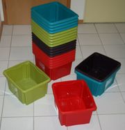 NEU - Aufbewahrungs-Boxen - 40 x 34 cm -