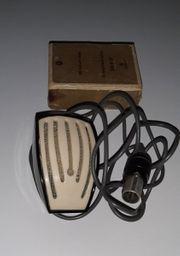 historisches Mikrofon Kristall KM 8157 -