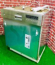 Geschirrspülmaschine Siemens 3in1 Vollintegrierbar 60