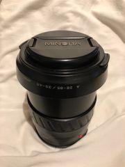 Minolta AF Zoom 28-85mm