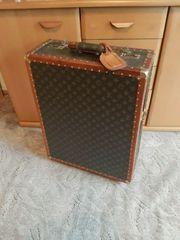 Louis Vuitton Bisten Koffer Vintage