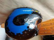 Motorrad-Helm Baehr Exception Größe 58M