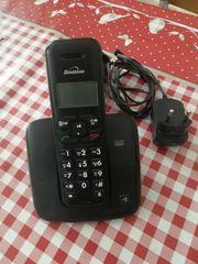 Drahtloses Telefon mit Anrufbeantworter