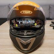Motorradhelm - NEU