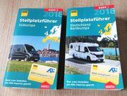 ADAC Stellplatzführer Deutschland Nordeuropa Südeuropa