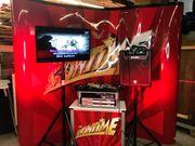 Karaoke Anlage mieten leihen Geschenkgutschein