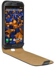mumbi Flipcase Echt Leder Samsung