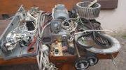 Ersatzteile Gewerbetrockner Elektro-Lux TT350 Gas