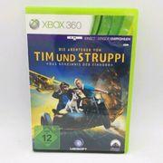 Tim und Struppi XBox360-Spiel