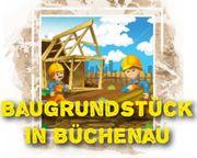 Grundstück bzw Bauplatz in Büchenau