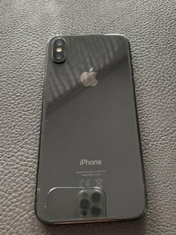 iphone x black 64gb