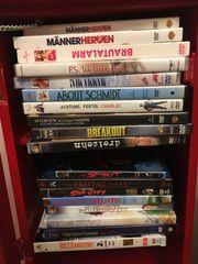 DVD Blu Ray und Serien