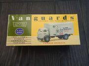 Vanguards Commer Boxback