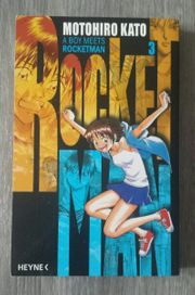 Manga A Boy meets Rocketman