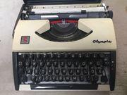 Olympia S Schreibmaschine