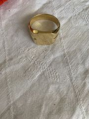 14 Karat Gold Siegelring