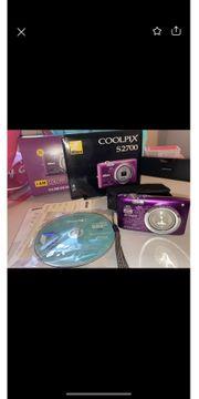 Nikon s2700 Camera