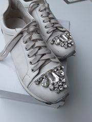 Damenschuh Sneakers Gr 39 Spitzenklasse