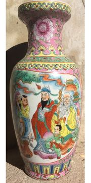 China Vase Chinesisches Porzellan