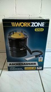 NEUER Workzone Aschesauger 1200 Watt