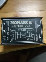 Monacor Direct Box