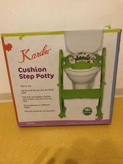 Kinder Toilettentrainer Frosch