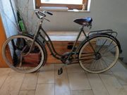 Altes Fahrrad Triumph