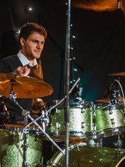 Proberaum als Schlagzeuger