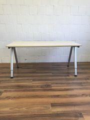 Wini Schreibtisch 160x80cm Ahorn