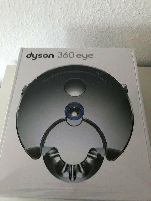 Dyson 360 eye Saugroboter originalverpackt