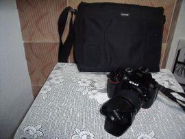 Digitalkameras, Webcams - Nikin D5300 Nikon objektiv AF-P