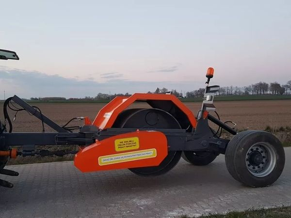 Neue BOMAG Vibrationswelle