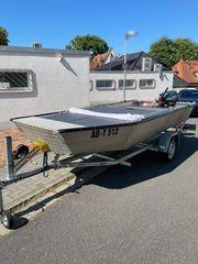 Lorsby 420 D Motorboot Aluminiumboot