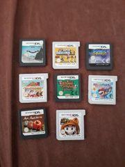 Nintendo 3ds und 2ds spiele