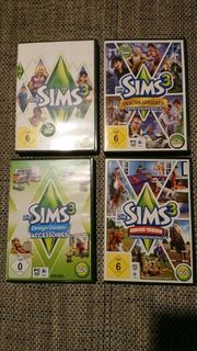 Sims 3 Spiel Erweiterung Garten
