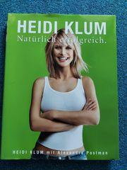 Buch Heidi Klum Natürlich erfolgreich