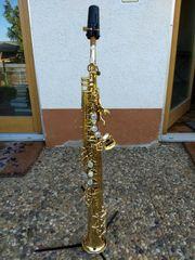 Selmer Serie III Sopran Saxophon