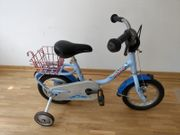 Puky Fahrrad 16 Zoll - Blau