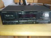 Pioneer Doppelcassettendeck