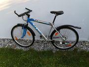 Neuwertig Mountainbike Fahrrad Bulls 26