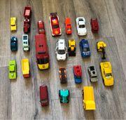 Verkaufe Spielzeugautos gut erhalten
