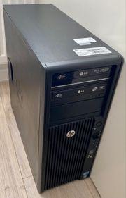 HP Z420 V2 E5-2697 V2