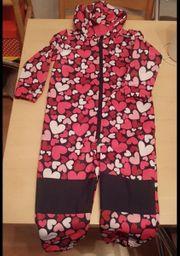 Kinder Softshell Anzug Gr 98
