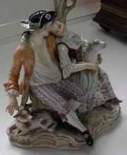 Meissen Porzellan Figur