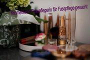 Kosmetikerin gesucht mit Schwerpunkt Fusspflege
