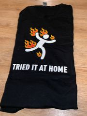 Shirt I tried it at