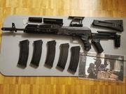 Airsoft AK 47 Zentico Set