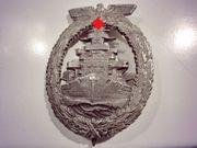 Kriegsmarine Hochsee Flotten-Abzeichen