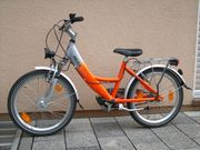 Mädchen-Fahrrad orange Fabr HERA 20